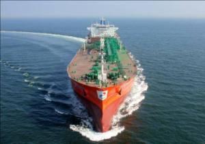 Tanker LPG terbesar di dunia Pertamina